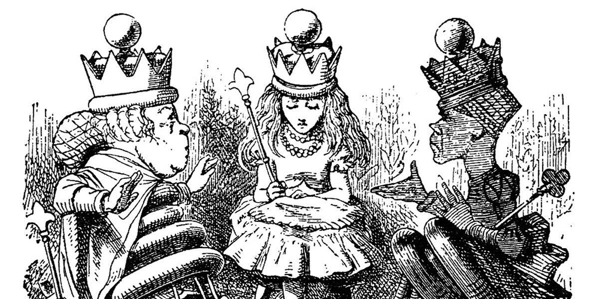 Wer ist diese 'Majestät' und warum ist sie so schnell beleidigt?